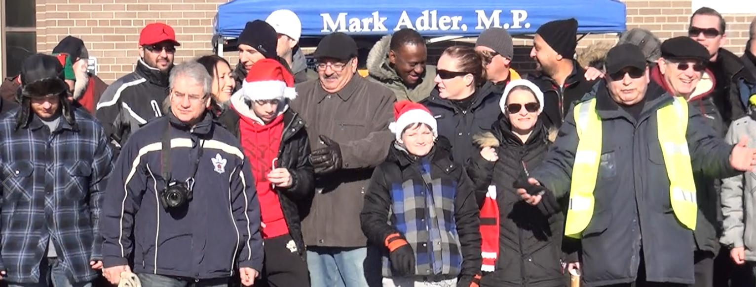 Toronto Humber Valley Distirct - 2014 Turkey Giveaway